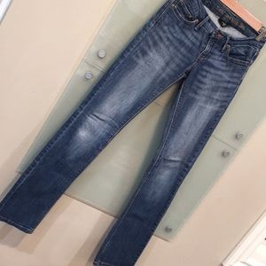 Levi's 424 straight jeans